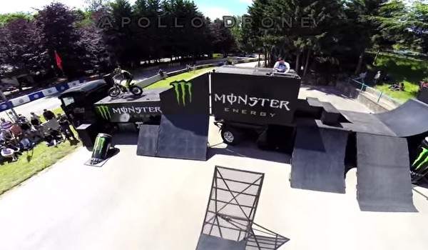 [Vidéo] Démo sur le camion Monster avec Fred CROSSET – Mike HENDRICK – Nicolas VUILLERMOT