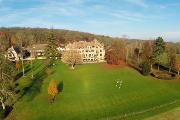 Vidéo du Château de Romainville Yvelines