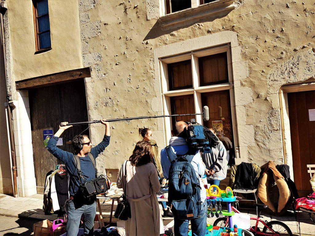 Nous avons réalisé les images en drone pour l'émission de France2