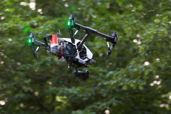Inspire 1 Apollo Drone homologué S3
